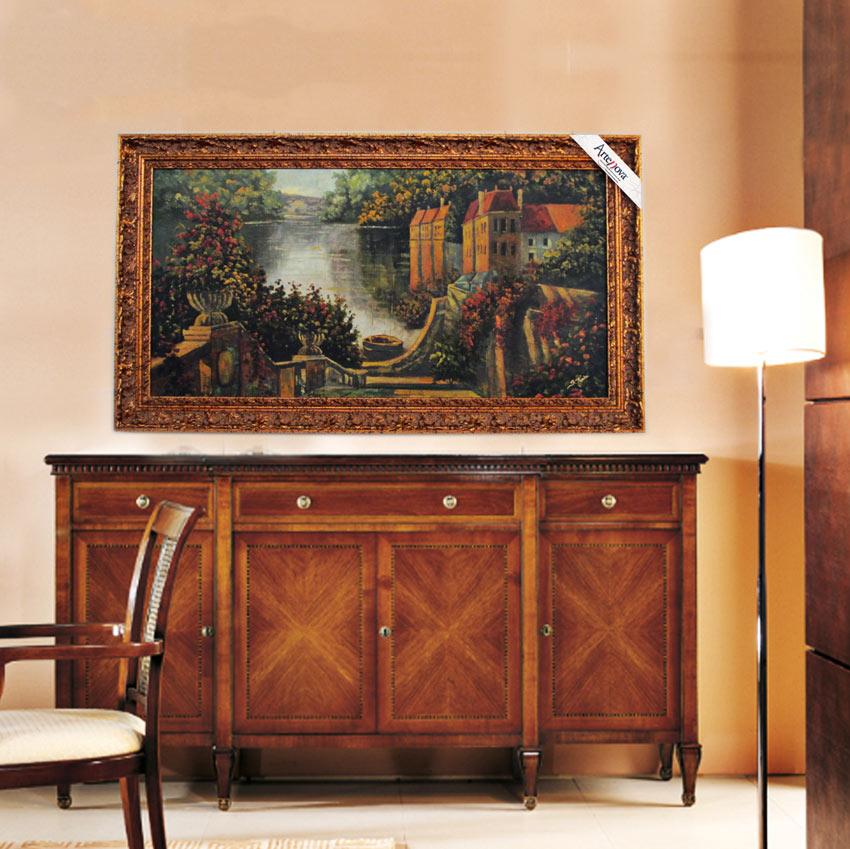 Awesome quadri per soggiorno classico photos house - Dalani quadri classici ...